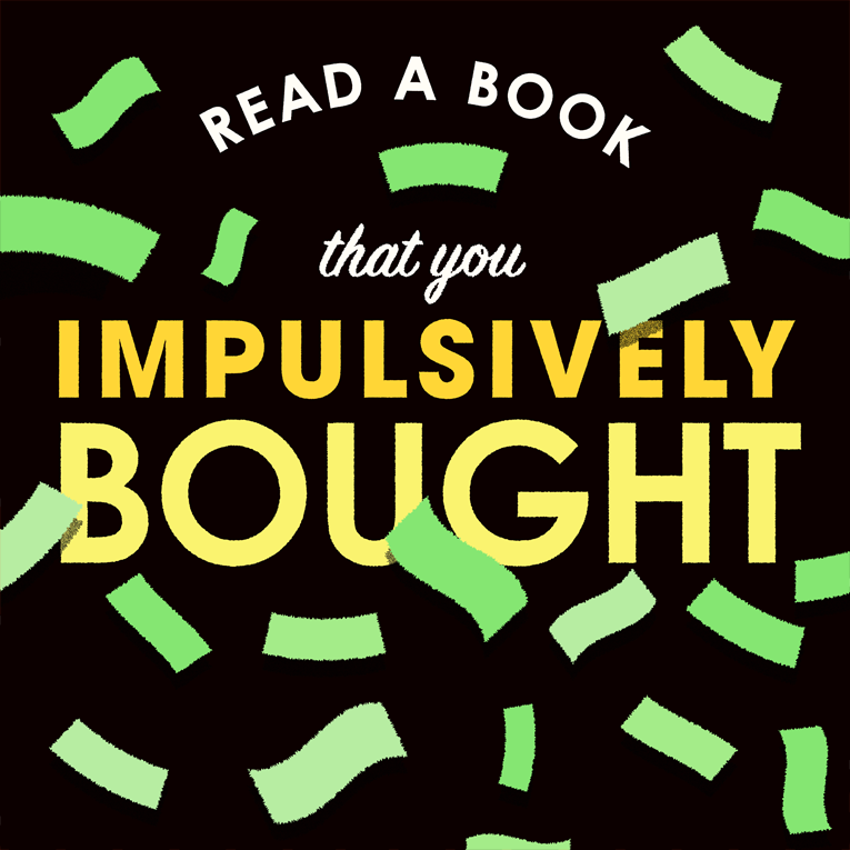 Reading Challenge: Impulse Buy
