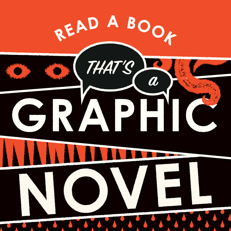 Reading Challenge: Graphic Novel