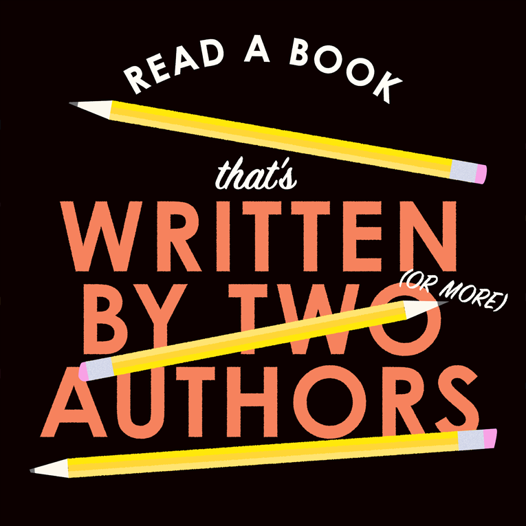 Reading Challenge: Two Authors