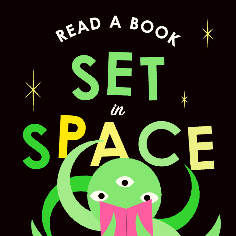 Reading Challenge: Set in Space