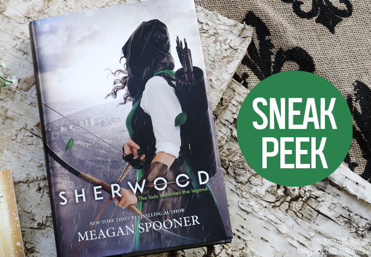 Don't Miss This Exclusive Excerpt of 'Sherwood' By Meagan Spooner