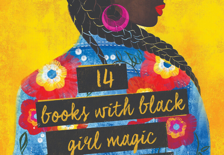 Black Girl Magic Books: Banner