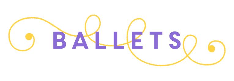 Retellings: Ballet