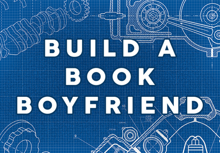 Build Your Perfect Book Boyfriend and We'll Reveal Who They Are