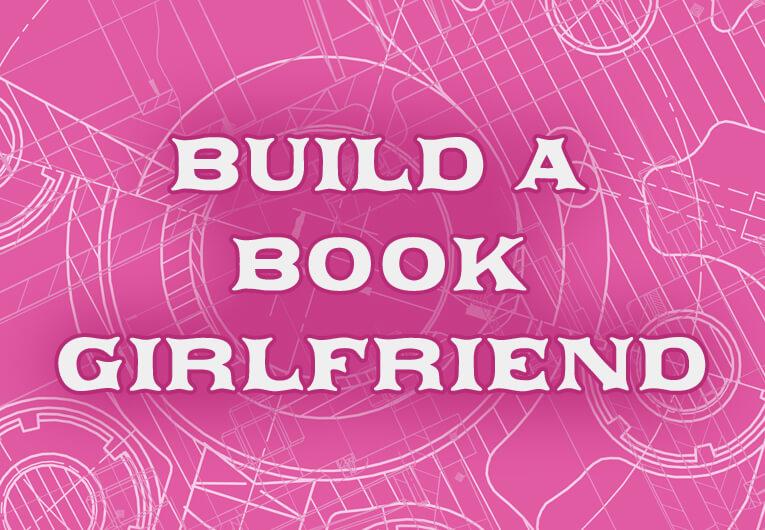 Book Girlfriend: Banner