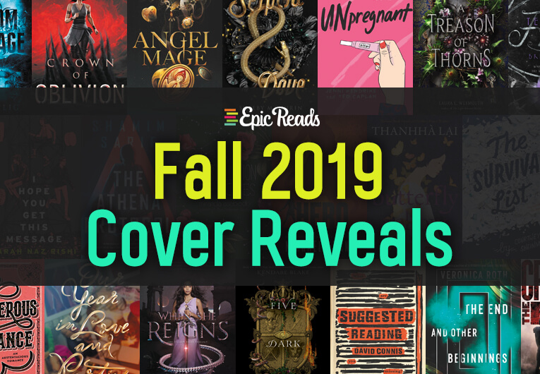The Official List of Harper's Fall 2019 Young Adult Book Covers