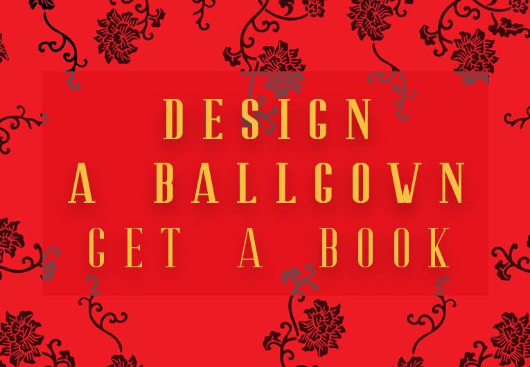 Fantasy Ball Gown: Banner