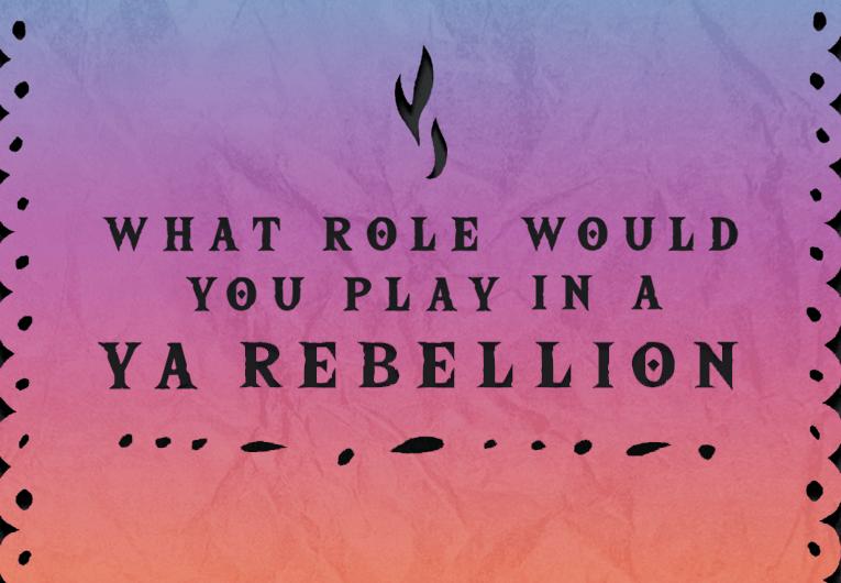 YA Rebellion: Banner