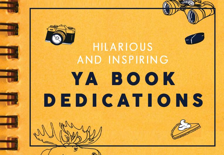 Book Dedications: Banner