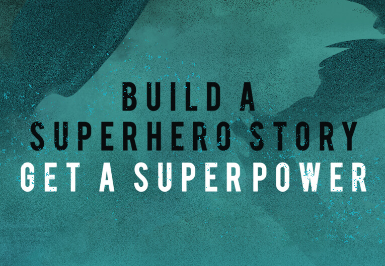 Superhero Story: Banner