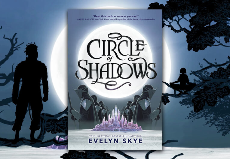 Enter a Magical World of Adventure, Deception, and Romance in 'Circle of Shadows'