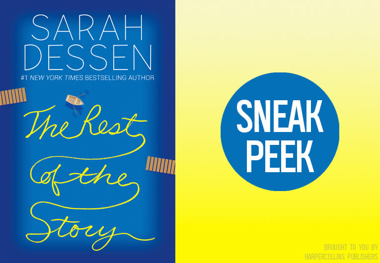 Get Swept Away by 'The Rest of the Story' in this Epic Sneak Peek