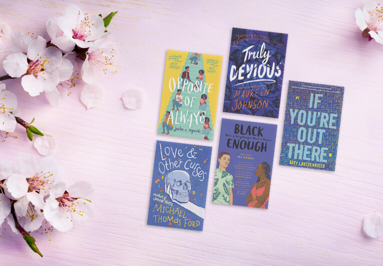 12 Reasons Why You Should Spend This Spring Break Reading (and the Books to Match)