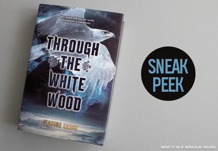 Don't Miss This Exclusive Excerpt of 'Through the White Wood'