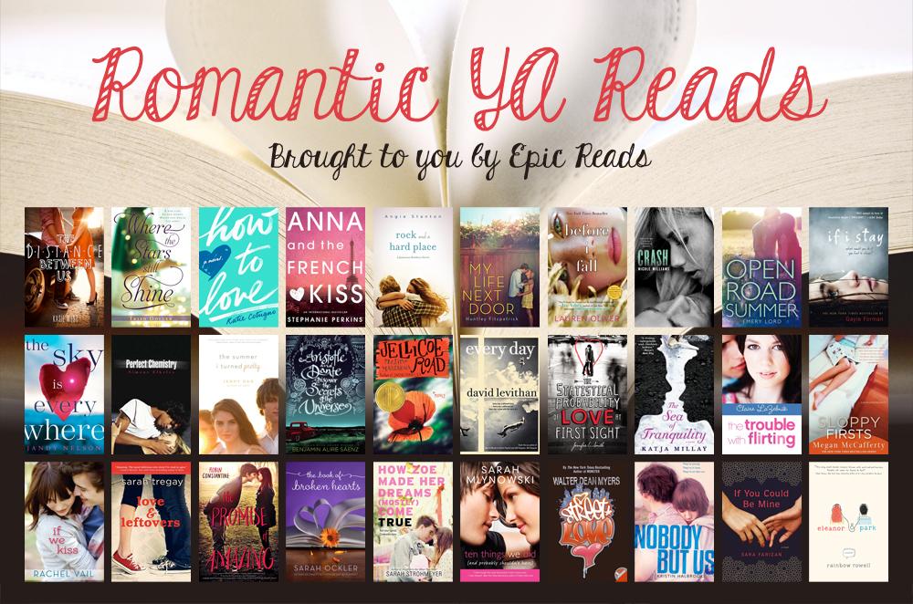30 Contemporary Ya Romance Reads  Epic Reads Blog