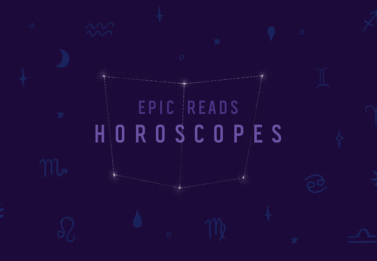 Here's Your Bookish Horoscope for April!