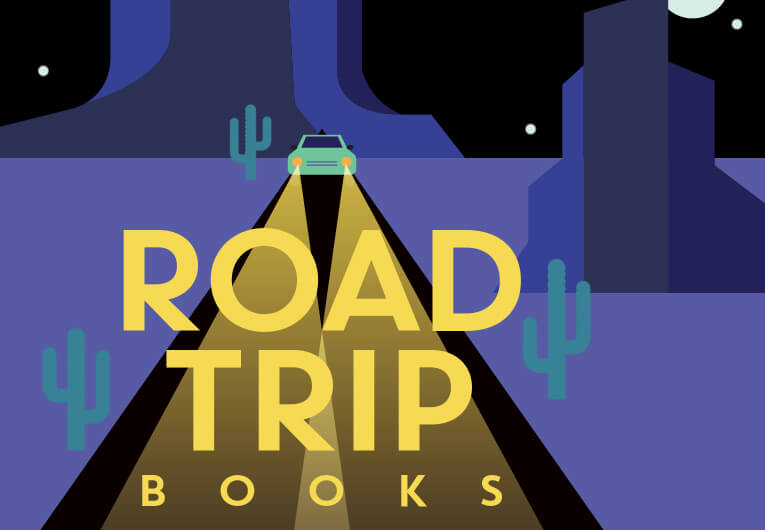 18 Road Trip Books: Banner