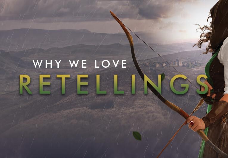 Retellings: Banner