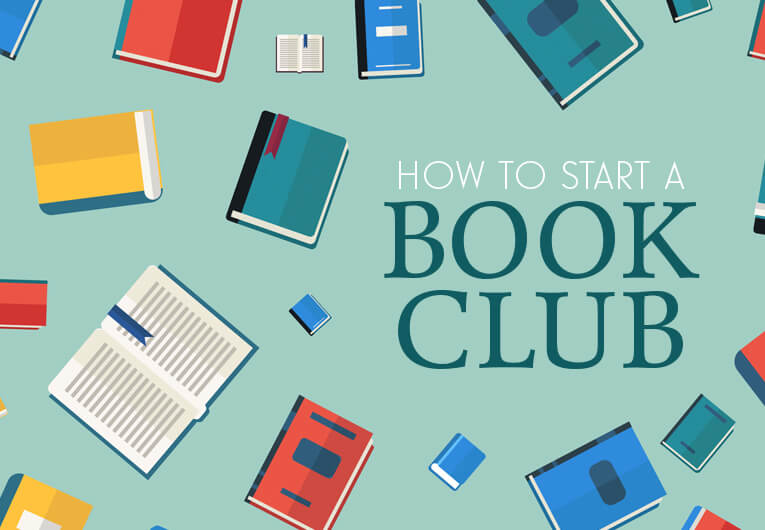 How to Start a New Book Club