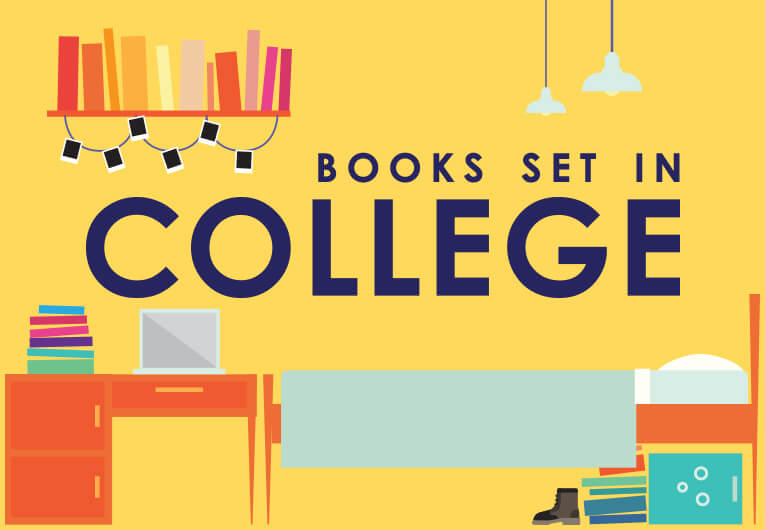 Books Set in College: Banner