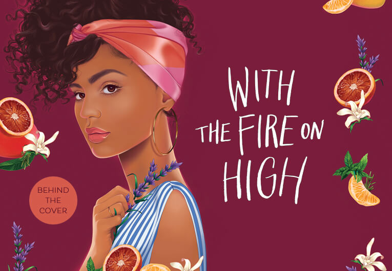 Behind the Design: 'With the Fire on High' Cover Process with Erin Fitzsimmons & Erick Davila