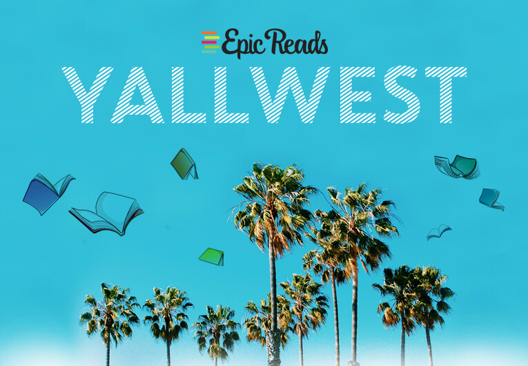 Epic Reads is Headed to YALLWEST 2019!