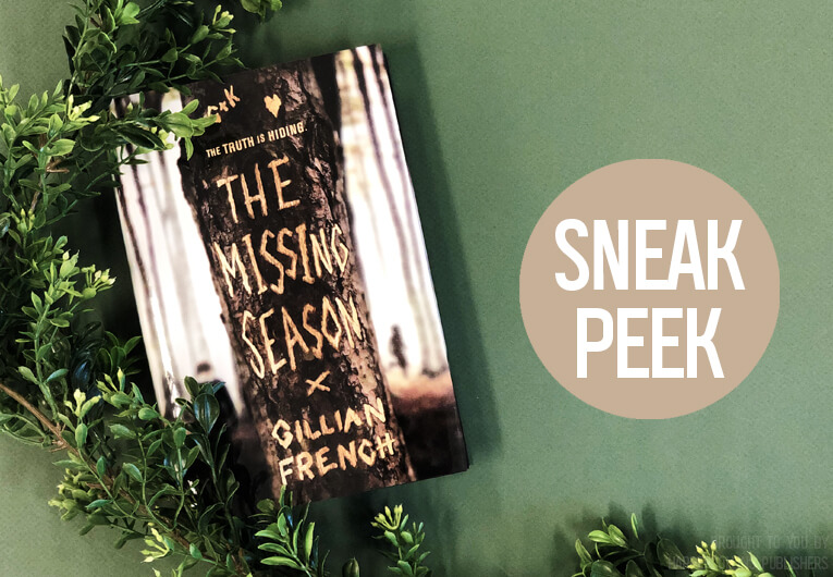 Read the First Three Chapters of the Creepy New Thriller 'The Missing Season'