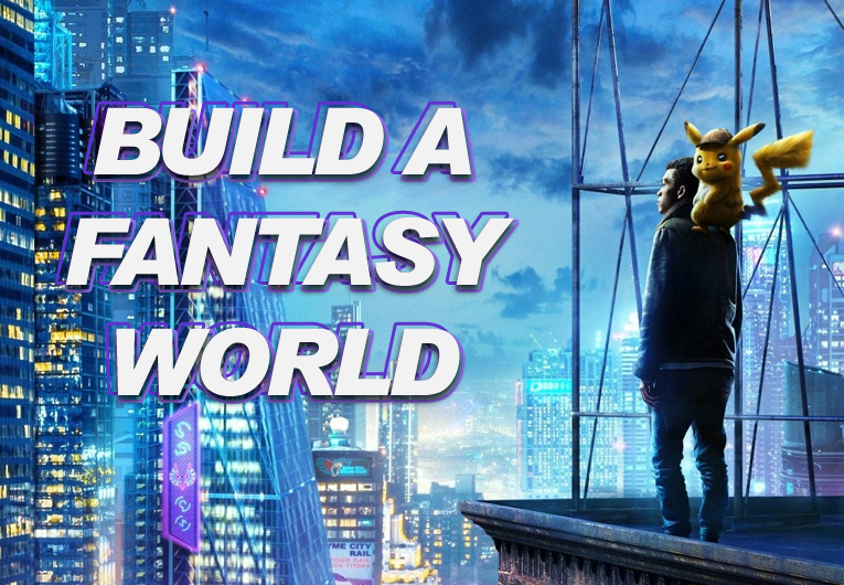 Pokemon Fantasy World: Banner