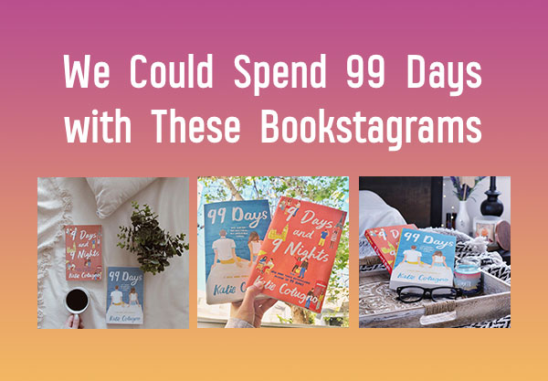 We Could Spend 99 Days with These Perfect Bookstagrams