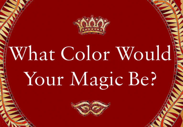 What Color Would Your Magic Be?