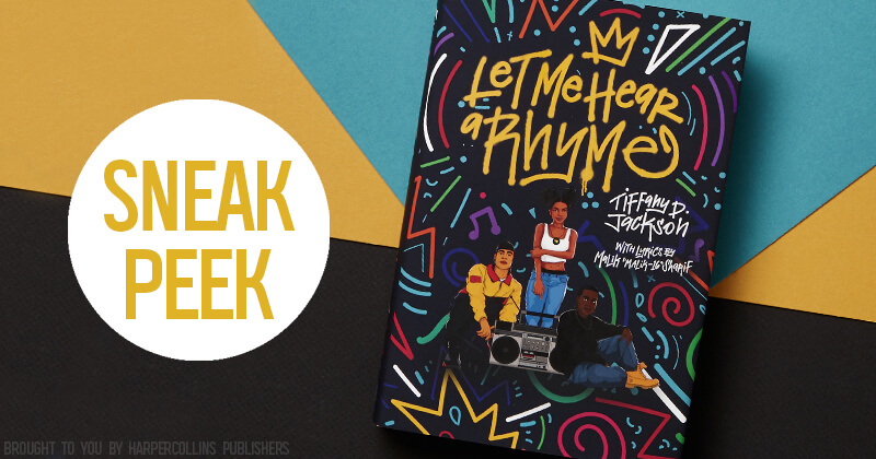Don't Miss This Exclusive Excerpt of 'Let Me Hear a Rhyme'