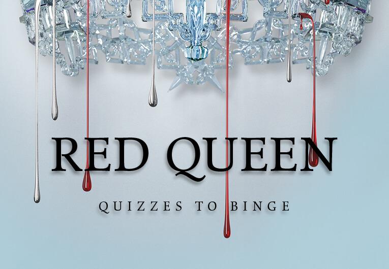 Red Queen quizzes: Banner