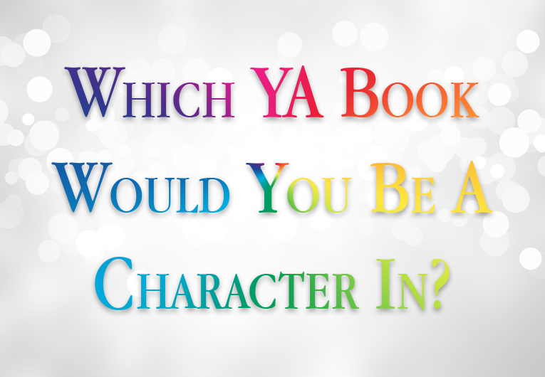 Your Opinions on Colors Will Reveal Which YA Book You'd Be a Character In