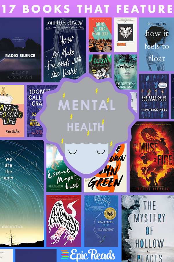 17 Young Adult Books Worth Reading During Mental Health Awareness Month