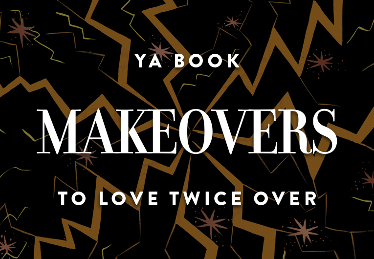 33 Book Cover Redesigns That'll Make You Do a Double Take
