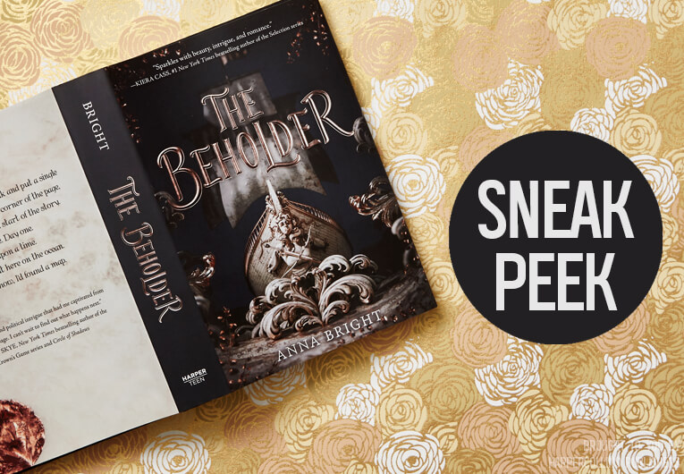 The First 3 Chapters of 'The Beholder' Will Romance and Enchant You