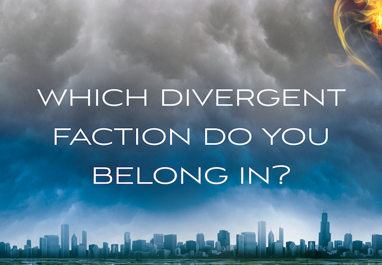 Take the Official Quiz to Find Out Which Divergent Faction You Belong In