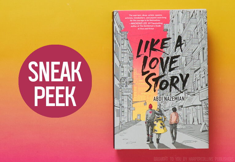 Don't Miss This Sneak Peek of 'Like a Love Story'