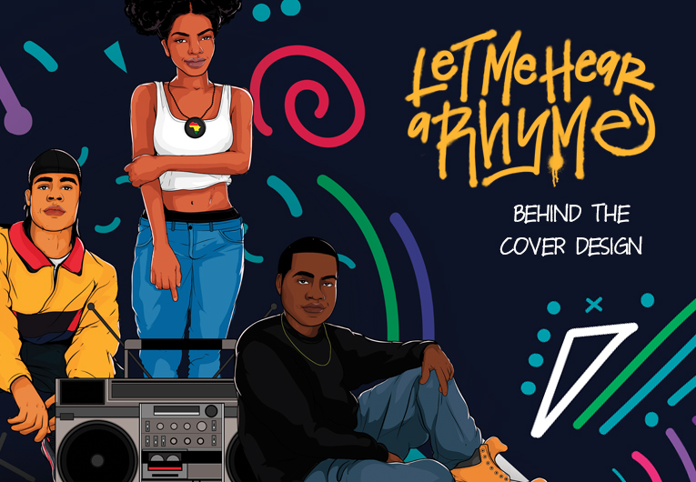 Behind the Design: 'Let Me Hear a Rhyme' Cover Process With Erin Fitzsimmons & Samona