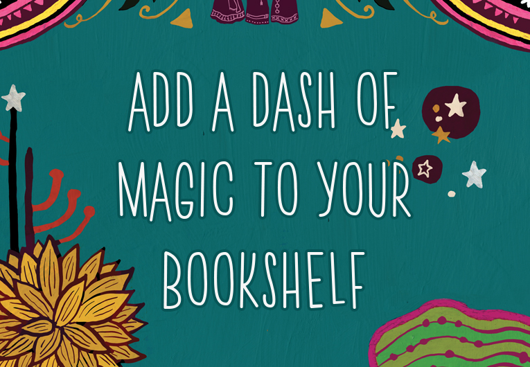 Tell Us Your Reading Habits and We'll Add a Dash of Magic to Your Bookshelf