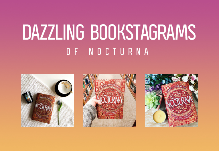 Feast Your Eyes on these Dazzling 'Nocturna' Bookstagrams!
