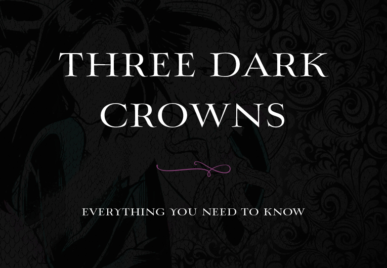 The Official 'Three Dark Crowns' Summary: Everything You Need to Know