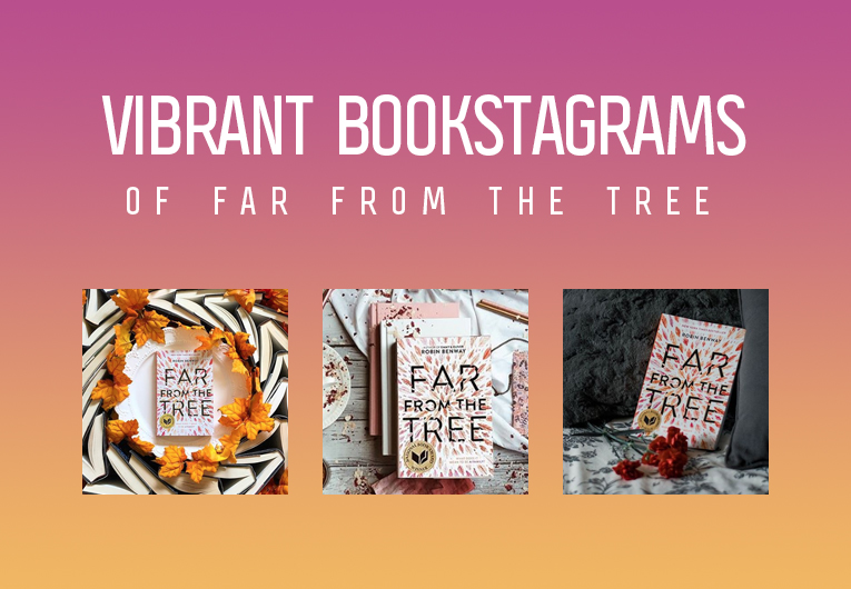 Check Out These Vibrant 'Far From the Tree' Bookstagrams
