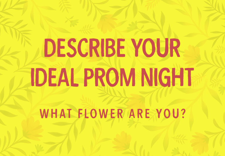 Find Out What Flower You and Your Favorite YA Character Have In Common