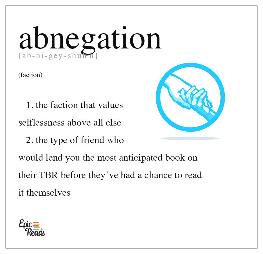 Divergent Series: Abnegation