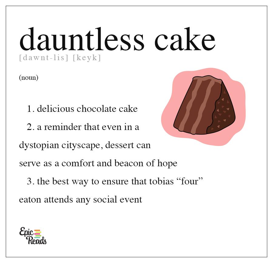 Divergent Series: Cake