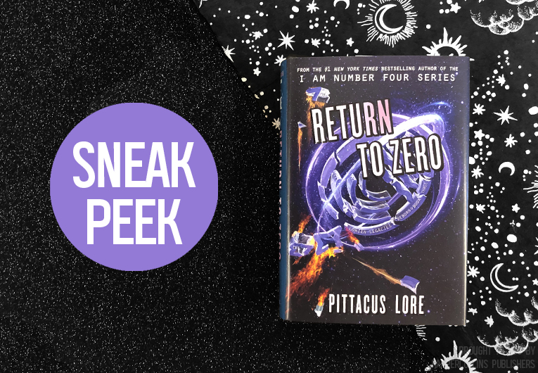The End is Here! Read the First Few Chapters of 'Return to Zero'