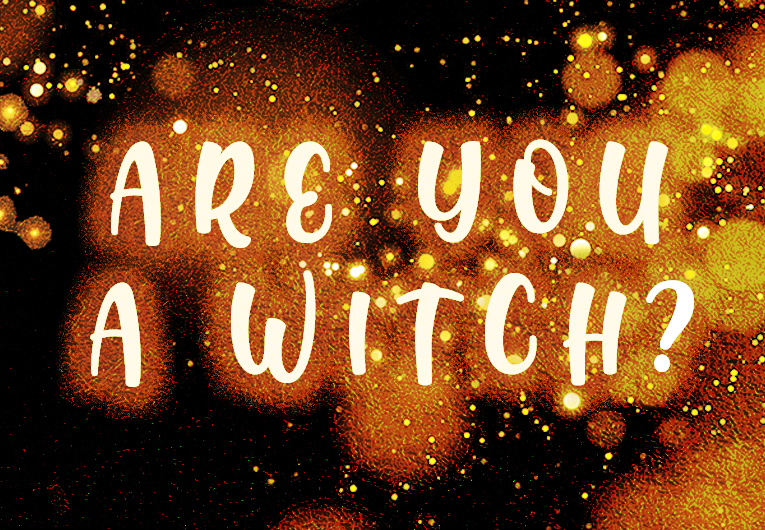 Witch quiz: Banner