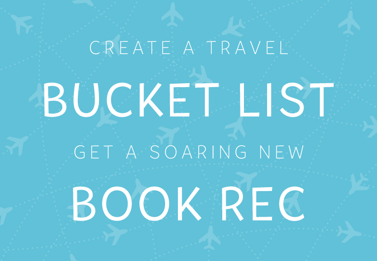 Travel bucket list: Banner