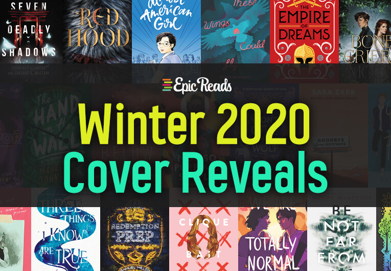YA Book Covers: Winter 2020